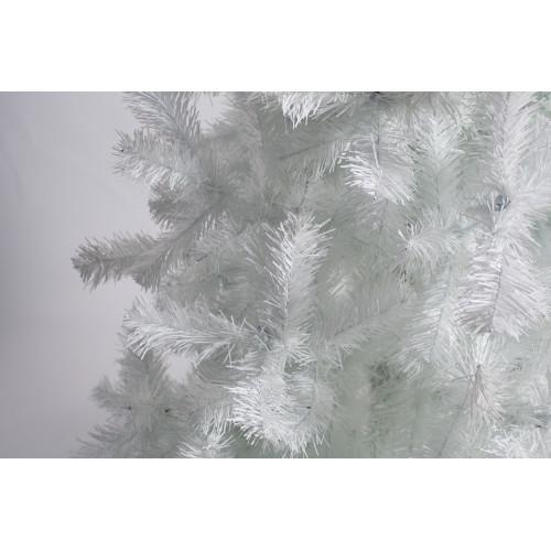 Искусственная новогодняя белая ёлка «Снежная» - 90 см